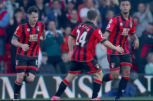 Bournemouth whip Chelsea 4-0, Push Them Out of EPL Top 4