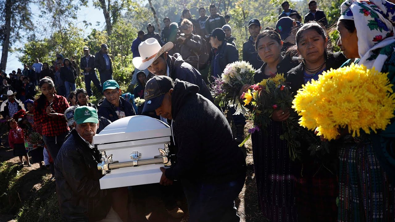 Guatemalan boy who died in U.S custody laid to rest in his hometown
