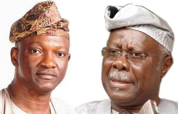 Jimi Agbaje, Bode George unite against APC in Lagos