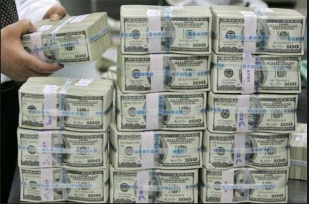 Nigeria's foreign reserve hits $43.047 Billion