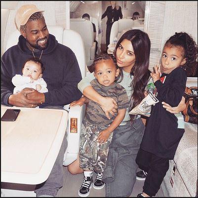 Kanye West, Kardashian expecting fourth child through surrogate mum