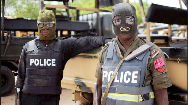 UPDATE: Masked Policemen take Senator Dino Melaye away from hospital