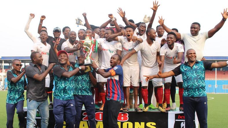 Kada stars emerge champion of NNL playoffs, beat insurance on penalties
