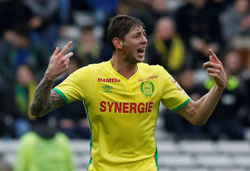 Missing plane: Cardiff City player, Emiliano Sala onboard craft