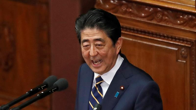 Bilateral relations: Japan PM, Shinzo Abe vows to restore ties with N/Korea