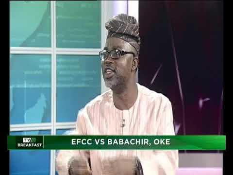 TVC Breakfast 1st February 2019 | EFCC vs Babachir Lawal and Oke