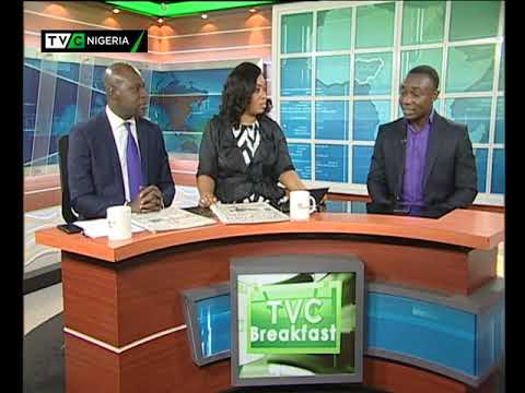 TVC Breakfast show 4th Feb., 2019|  Newspaper Review