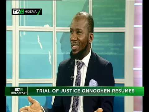 TVC Breakfast show 4th Feb., 2019 Onnogen's trial resumes