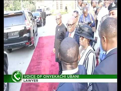 TVC Breakfast 5th February 2019 | Judiciary and Anti-corruption war