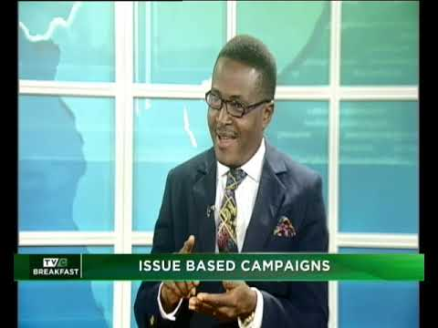 TVC Breakfast 6th Feb., 2019   Issue based campaigns