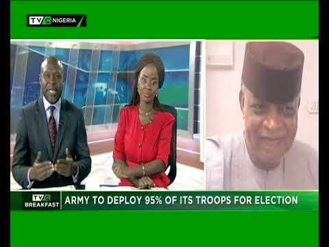 TVC Breakfast Feb. 8th, 2019|Army To Deploy Troops For Election