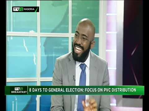 TVC Breakfast 8th February 2019 | 8 Days to General Election: Focus on PVC Distribution
