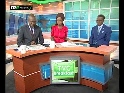 TVC Breakfast 8th February 2019 | Newspaper Review