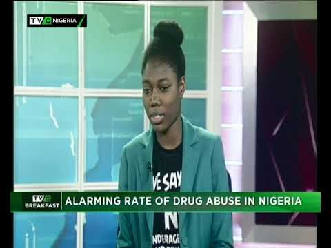TVC Breakfast 8th February 2019 | Alarming Rate of Drug Abuse in Nigeria