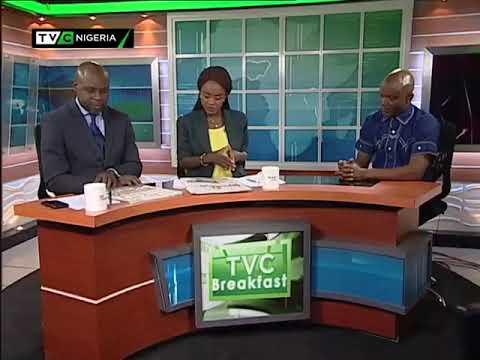 TVC Breakfast Feb.12th, 2019 | Newspaper Review