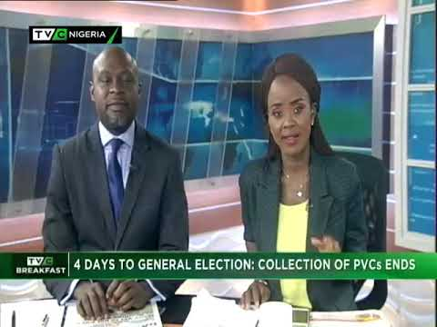 TVC Breakfast Feb.12th, 2019 | 4 Days to Election, PVCs Collection