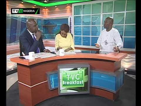 TVC Breakfast Show 13th Jan., 2019 |  Newspaper Review