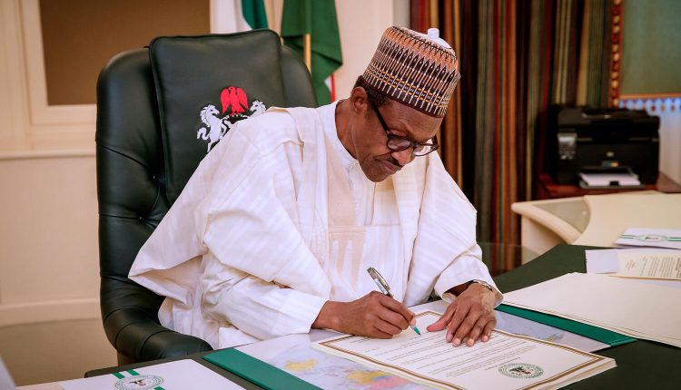 FG signs $30bn Industrial Revolution Agreement with AFREXIM