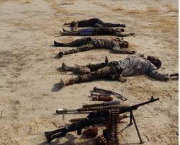 Troops kill four Boko Haram terrorists in Mallam Fatori