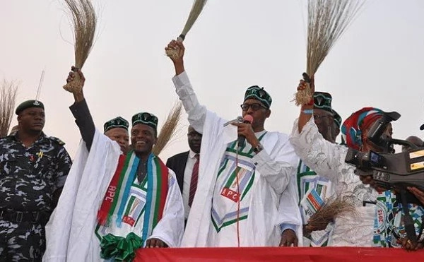 APC youth group to mobilise two million votes for Buhari in Ogun