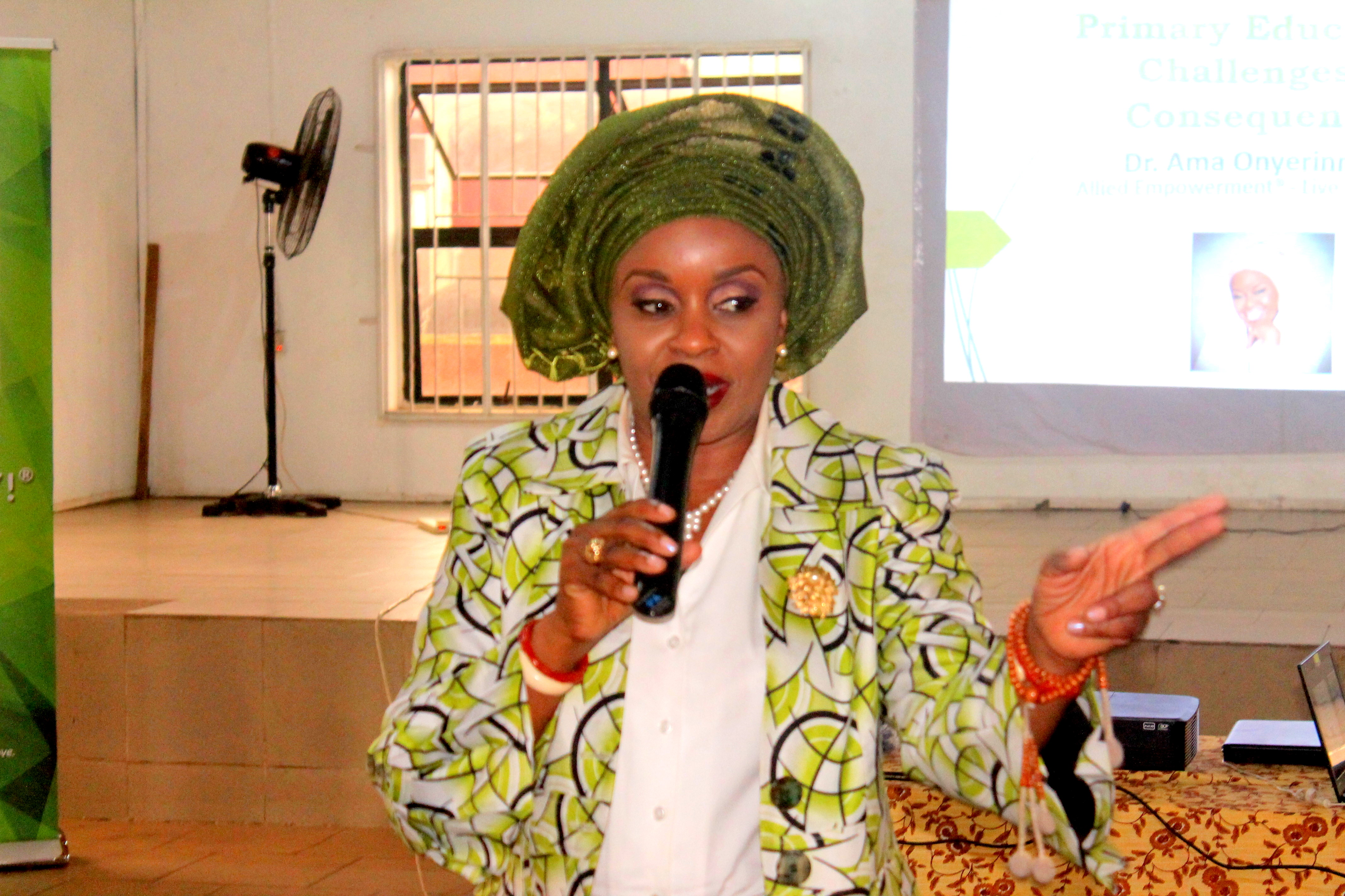 Primary Education: NGO holds interactive session with public school teachers in Lagos