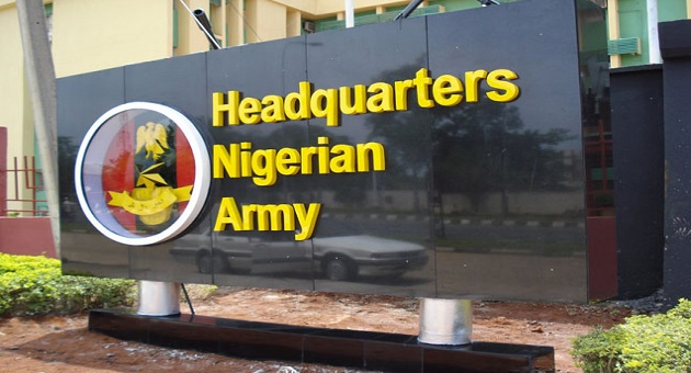 Nigerian Army approves new postings, appointments of senior officers