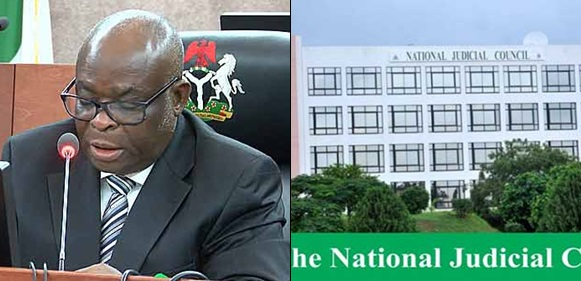 EFCC petition: Onnoghen gets fresh query from NJC