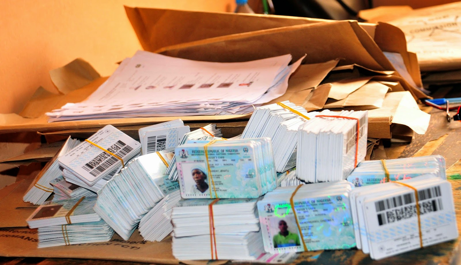 BREAKING: INEC extends deadline for PVC collection