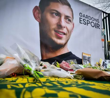 Wreckage of missing Sala aircraft found