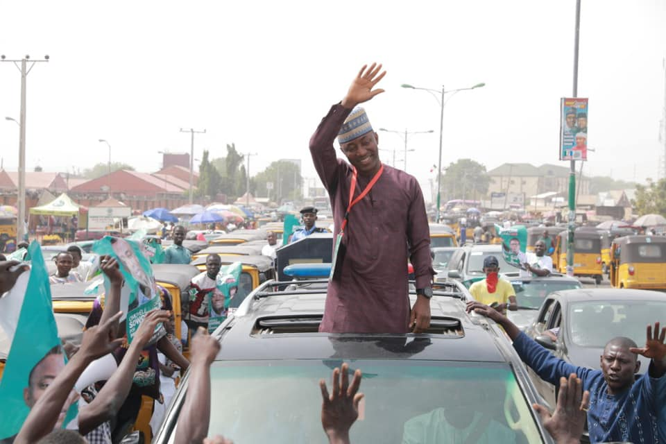 Sowore campaigns in Akure, says Nigeria needs new political leaders