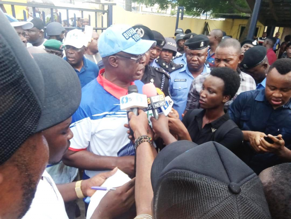 APC protests killing of members in Bayelsa, demands police protection