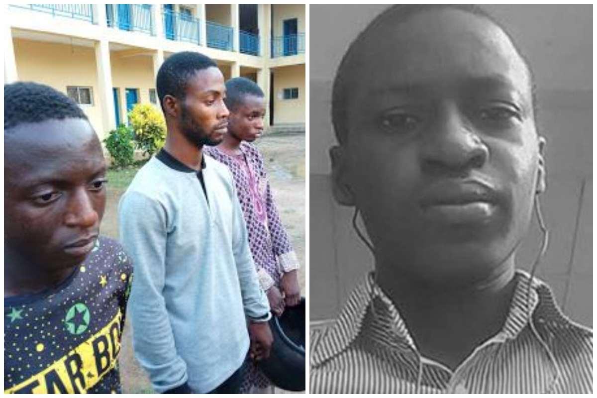 Court sentences killers of UNIOSUN student to death
