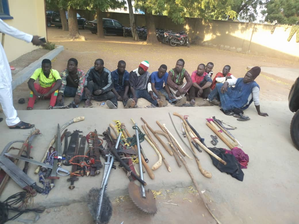 Troops arrest suspected criminals, political thugs in Sokoto