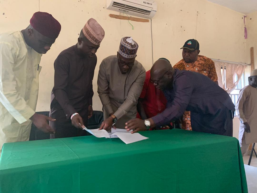 Kwara Governor approves release of funds for LG/SUBEB arrears, signs MOU with Labour