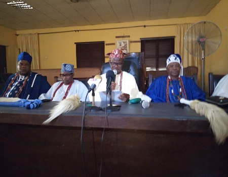 Owode killings: Yewa monarchs demand justice from FG
