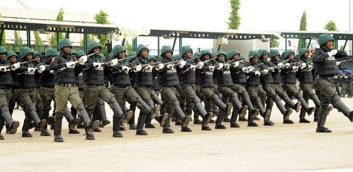 Police to deploy over 300,000 operatives for presidential election