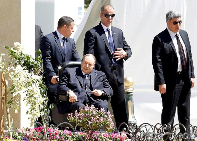 Algeria's President Bouteflika seeks fifth term in office at 81