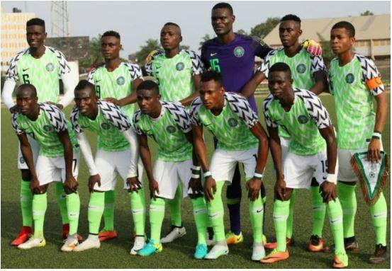 Flying eagles of Nigeria qualify for 2019 FIFA U20 World cup
