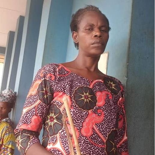 Police arrest 47-year old housewife for beating husband's neice to death