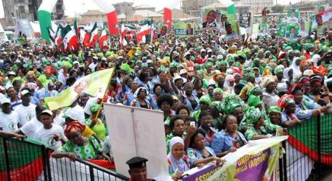 PDP alleges frustration of its presidential campaign rally