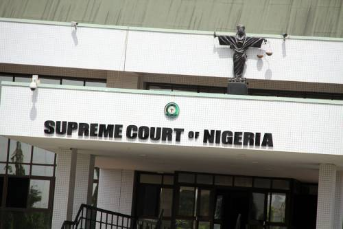 BREAKING: Supreme Court strikes out APC's appeal against judgment barring its candidates in Rivers