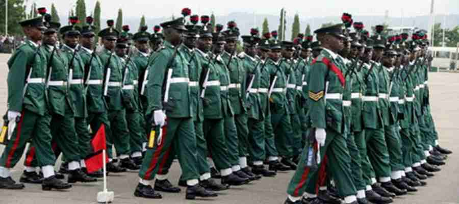 New salary scale has not been approved for Armed Forces-DHQ