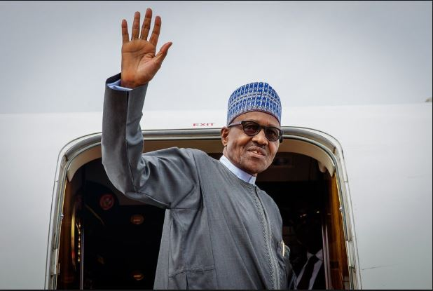 Buhari goes to UK on a 10-day private visit