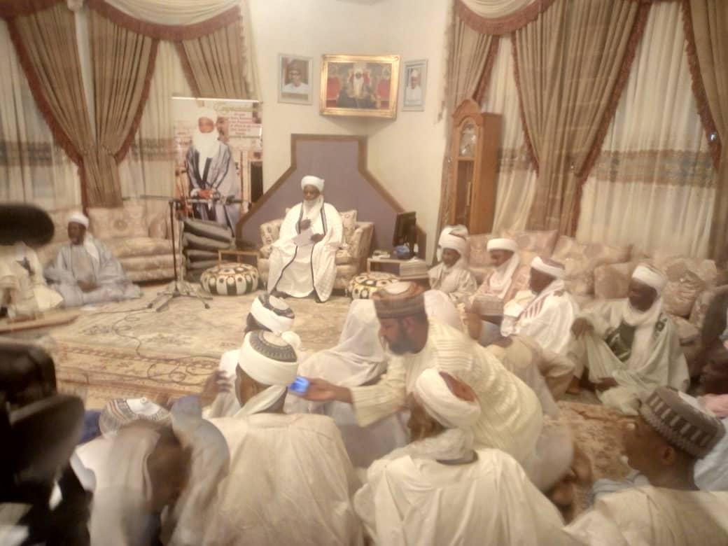 Ramadan fast begins tomorrow Monday- Sultan of Sokoto