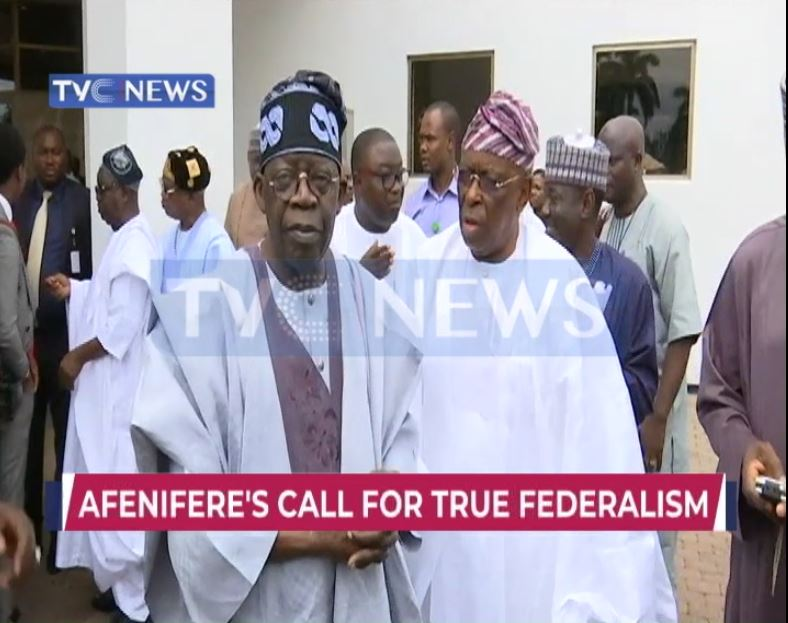 Afenifere calls for true federalism