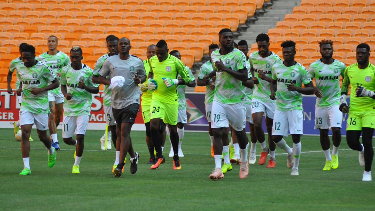 Nigeria to play Senegal behind closed doors in Ismaila
