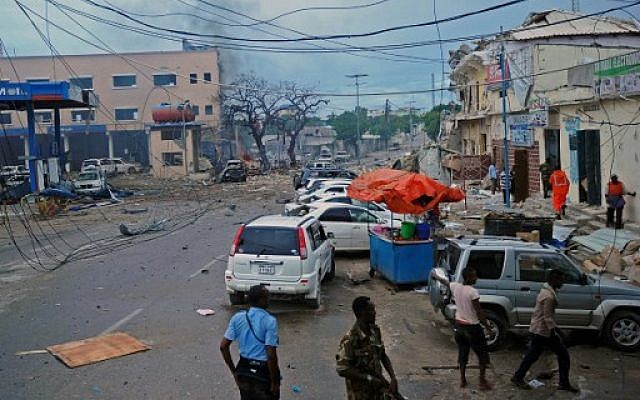 JUST IN: Death toll from Somalia's Kismayu hotel attack rises to 26
