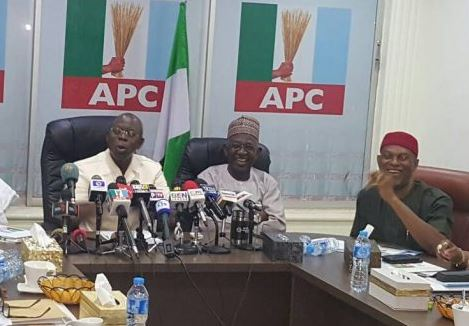 Image result for Kogi governorship  APC primary