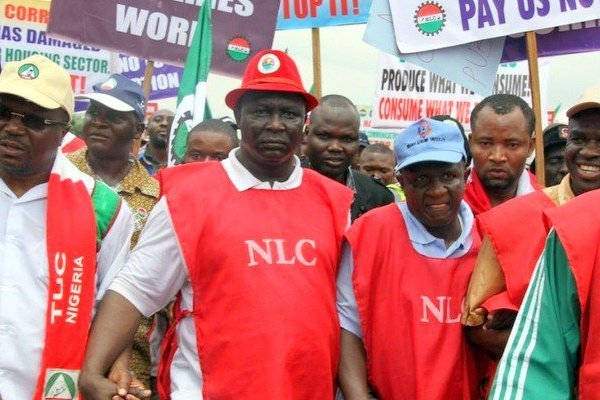 N30,000 Minimum Wage: Don't wait for FG, NLC tells state govts