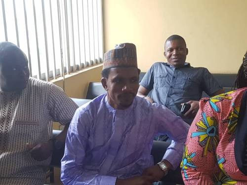 Image result for Elisha Abbo in court